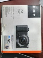 Used Sony a5100 body in Dubai, UAE