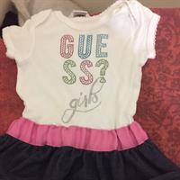 Used Preloved Baby Clothes Guess And 0-3 Months Gap Jacket in Dubai, UAE