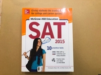 Used McGraw-Hill Education SAT in Dubai, UAE