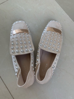 Used Flat shoes NEW size 39 in Dubai, UAE
