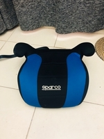 Used SPARCO BRANDED BOOSTER CAR SEAT LIKE NEW in Dubai, UAE