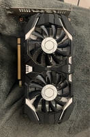 Used GPU-Nvidia GForce GTX1050Ti GraphicsCard in Dubai, UAE