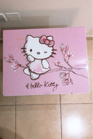 Used Hello Kitty chest of 2 drawers in Dubai, UAE