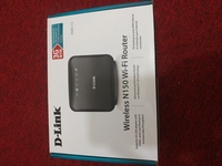 Used DLink Wireless N150 Wi-Fi Router in Dubai, UAE