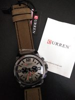 Curren Military-Mens Watch M8314