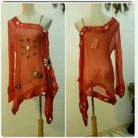 Used New red top fashionable brand new. in Dubai, UAE