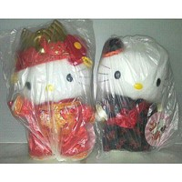 Used HELLO KITTY CHINESE WEDDING EDITION in Dubai, UAE