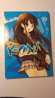 Used K-On! Manga Volume 2 in Dubai, UAE