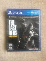Used The Last Of Us (Remastered) PS4 in Dubai, UAE
