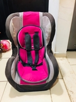 Used Car seat for 6 months to 5 years old kid in Dubai, UAE