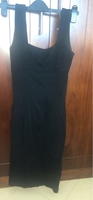 Used Black midi dress  in Dubai, UAE