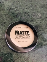 Used Maybelline mattfying powder in Dubai, UAE