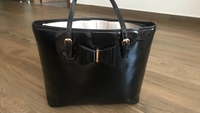 Used Ladies black elegant handbag in Dubai, UAE