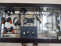 Used Ps2 slim with 25 games in Dubai, UAE
