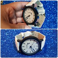 Watch fashion white color new