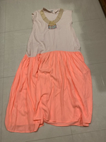Used New dress size L worn once  in Dubai, UAE