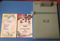 Used Children's 2 Gk book with Paper holder in Dubai, UAE
