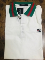 Used Gucci Inspired Polo shirt medium 💙 in Dubai, UAE