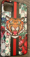 Used iPhone 11 Pro Max cover Gucci tiger  in Dubai, UAE