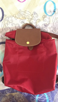 Used Used Medium Size Longchamp Backpack  in Dubai, UAE