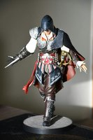 Assassins Creed Black Ezio Statue Figure