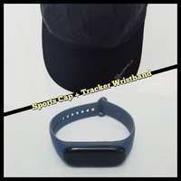 Used Health Intelligence Wristband + Cap in Dubai, UAE