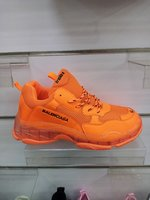 Used Balenciaga orange size 43 in Dubai, UAE
