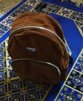 Used New ladies backpack.,. in Dubai, UAE