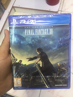 PS4 Final fanry XV