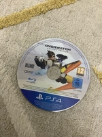 Used OVERWATCH CD SONY 4 in Dubai, UAE