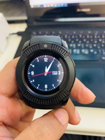 smart watch + calling + camera new