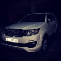 Used Toyota Fortuner 2014 in Dubai, UAE