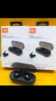 Used WIRELESS EARPHONES JBL NEW!! in Dubai, UAE