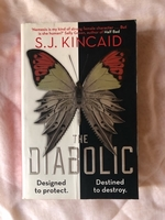 Used The Diabolic by S. J. Kincaid in Dubai, UAE