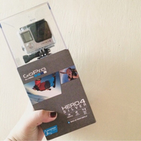 Used Go pro Hero 4 Silver (without box) in Dubai, UAE