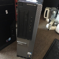 Used Dell Optiplex 390 desktop CPU  in Dubai, UAE