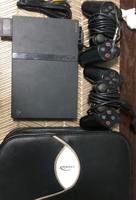 Used PS2 WITH 2 CONTROLLERS AND 70 GAMES  in Dubai, UAE