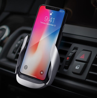 Used Car phone holder with wireless charger in Dubai, UAE