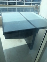 Used Glass Top Table (Marble - heavy) in Dubai, UAE