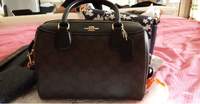 Used Coach Mini Bennett Satchel in Dubai, UAE