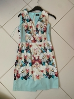 Used Floral formal dress small in Dubai, UAE