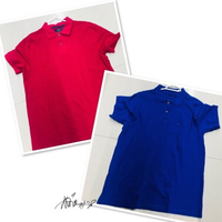 Used 2 Plain Polo Shirt XL 💙 in Dubai, UAE