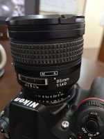 Used Used Nikon 85mm 1.4d in Dubai, UAE