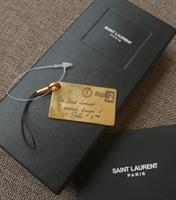 Used Authentic YSL Phone Accessory. New. in Dubai, UAE