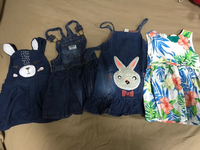 Used Baby clothes 9 to 1year in Dubai, UAE