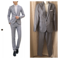 Used GREY MEN SUIT XXXL  in Dubai, UAE