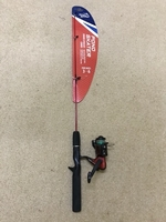 Used Fishing Rod for kids (age 3-6) in Dubai, UAE
