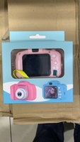 Used Portable camera for kids with lcd pink  in Dubai, UAE