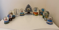 Used Assortment of international snow globes  in Dubai, UAE
