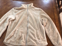 Used Cozy fluffy jacket  in Dubai, UAE